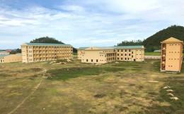 Cảnh hoang tàn khó tin ở trường nghề trăm tỷ sau 8 năm xây dựng