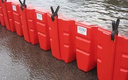 Đập chặn lũ lụt di động: Người bình thường cũng có thể tự lắp ráp được