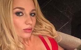 Ảnh: Cô người mẫu nóng bỏng Shapiro tố bị tình báo Nga đầu độc ở Anh