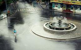 Đường phố Hà Nội hôm nay vắng vẻ yên bình như mùng 1 Tết