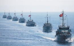 Syria: Tới lượt Thổ Nhĩ Kỳ điều tàu chiến đến Địa Trung Hải