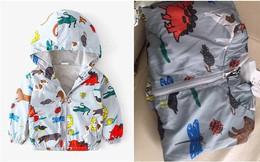 Mua áo cho con một đằng mẹ trẻ nhận về một nẻo, dân mạng lại mải mê tranh cãi xem đâu mới là màu thực của áo