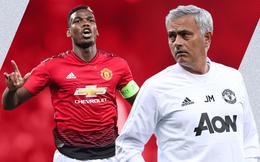 Giận Pogba nữa đi, Mourinho ạ!