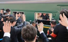 Trước hội nghị liên Triều, đoàn tàu thăm TQ của ông Kim bất ngờ xuất hiện, không khí vô cùng căng thẳng