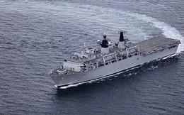 Việt Nam khẳng định lập trường sau khi tàu chiến Anh, tàu ngầm Nhật hoạt động ở Biển Đông