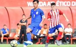 Gục ngã trước Nhật Bản trong cơn mưa bàn thắng, Thái Lan có nguy cơ bị loại từ vòng bảng