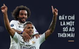 Ai cần Ronaldo nữa, khi Real Madrid đã có số 7 rất xịn
