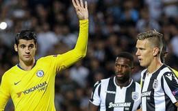 Bỏ lỡ cơ hội lập hat-trick dễ dàng, Sarri cũng phải ngán ngẩm Morata