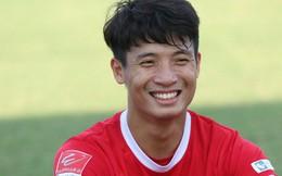 Tiến Dũng mong chờ đối đầu Đình Trọng tại V-League 2019