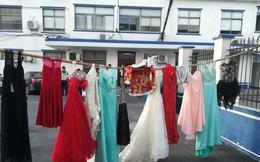 73 chiếc váy cưới lần lượt mất tích bí ẩn và lời trần tình dở khóc dở cười của tên trộm sau khi bị cảnh sát tóm gáy