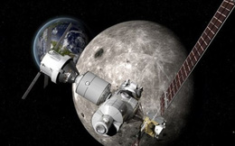 Nga dọa rút khỏi dự án với Mỹ xây dựng trạm không gian trên Mặt Trăng