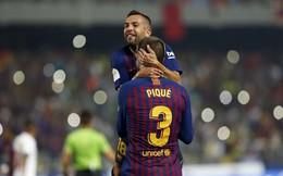 Barcelona ngày càng có ít cầu thủ Tây Ban Nha
