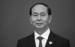 Cuộc phỏng vấn đầu tiên đặc biệt của Chủ tịch nước Trần Đại Quang với báo chí quốc tế