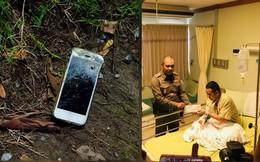 Đấu súng với xã hội đen, viên cảnh sát thoát chết nhờ điện thoại iPhone