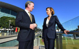 Pháp - Úc xem xét phối hợp trên biển Đông