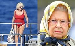 """Bà Camilla """"trả thù"""" chồng, tiếp tục """"chọc giận"""" Nữ hoàng Anh bằng một loạt những tấm hình mát mẻ, tiệc tùng với những người đàn ông khác"""