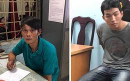 """Hai siêu trộm cùng bộ đồ nghề """"khủng"""" chuẩn bị trộm nhà đại gia Sài Gòn thì bị hình sự bắt giữ"""
