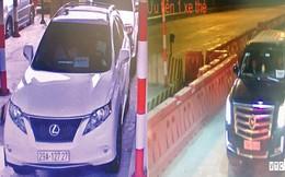 Xe Lexus gắn 'bùa' hộ đê, đại diện đơn vị cấp phù hiệu: 'Đề nghị 9, chúng tôi chỉ cấp 1'