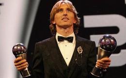 Luka Modric, người hùng thay đổi nhận thức về bóng đá