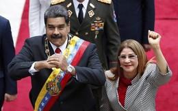 Mỹ trừng phạt phu nhân Tổng thống Venezuela và 5 thành viên Chính phủ