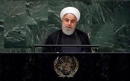 Tổng thống Rouhani: Chính sách của Mỹ với Iran sai ngay từ đầu
