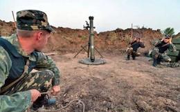 Đạn súng cối của quân đội Ukraine ở Donbass bất ngờ phát nổ