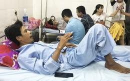 Vụ án 7 người bị chém ở Thái Nguyên: Nạn nhân kể lại giây phút vật lộn với nghi phạm