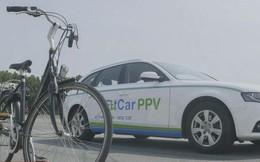 Chiếc ô tô kỳ lạ lai với  xe đạp, vừa chạy vừa giúp người lái giảm béo