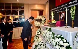 Thủ tướng Thái Lan Prayut Chan-ocha viếng cố Chủ tịch nước Trần Đại Quang