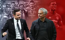 """Lampard hạ gục Man United không Pogba để đẩy Mourinho """"ra đường"""", ấy là định mệnh"""