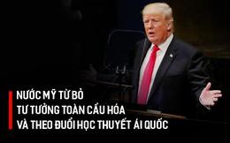 Toàn văn bài phát biểu công kích Trung Quốc, dằn mặt Iran, Syria của TT Trump tại LHQ