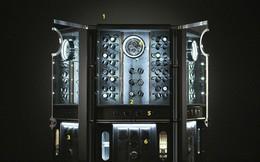 Solitaire Vision: Két sắt dành cho giới siêu giàu có giá lên tới hơn 6 tỷ đồng