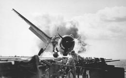 """Hành trình """"sống sót"""" của tàu sân bay USS Enterprise qua Thế chiến II"""