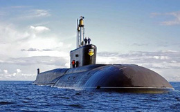 """Báo phương Tây """"ớn lạnh"""" hạm đội tàu ngầm nguyên tử Nga"""