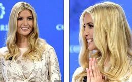 Con gái siêu mẫu của Tổng thống Mỹ đẹp kiêu sa