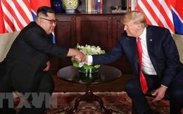 """Tổng thống Mỹ nhận được """"bức thư đặc biệt"""" của lãnh đạo Triều Tiên"""
