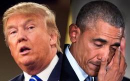 TT Trump: Nếu tôi không trúng cử, hàng triệu người Mỹ đã thiệt mạng bởi quyết định của ông Obama