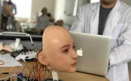 TQ phát triển robot tình dục: Đầu, cổ, ngực và tay đã 'như người', chỉ còn phần chân!