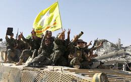 Người Kurd Syria nã tên lửa diệt xe tăng, nhiều tay súng thánh chiến mất mạng
