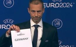 Chính thức: Nước Đức giành quyền đăng cai Euro 2024