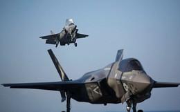F-35B của Mỹ lần đầu thực hiện nhiệm vụ không kích