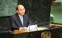 """Thủ tướng đề nghị """"trách nhiệm kép"""" để giải quyết các vấn đề toàn cầu"""