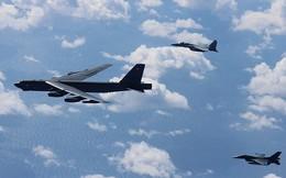 Ảnh: B-52 của Mỹ bay qua Biển Đông hai lần trong một tuần