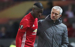 """Mourinho thẳng thắn nói về Pogba: """"Không cầu thủ nào được phép lớn hơn Man United"""""""