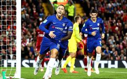 """Xuất sắc còn khiêm tốn, Hazard sẽ là """"quái vật"""" xé nát hàng thủ Liverpool"""
