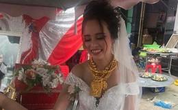 Người thân tiết lộ sự thật về của hồi môn 129 cây vàng được tặng trong ngày cưới của cô dâu Cần Thơ