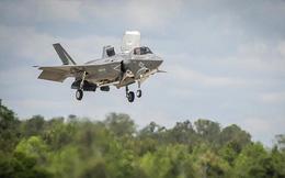 Siêu tiêm kích F-35B Mỹ bị rơi, hơn 100 triệu USD thành tro bụi