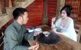 """Cận cảnh nhan sắc nóng bỏng của nữ chính phim """"Tân Kim Bình Mai"""" bản Việt"""