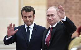 Tổng thống Pháp: Ước muốn của ông Putin là phá huỷ Liên minh châu Âu