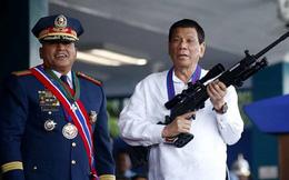 """Tổng thống Duterte """"gây bão"""" ở Israel khi vừa công du vừa ngắm vũ khí"""